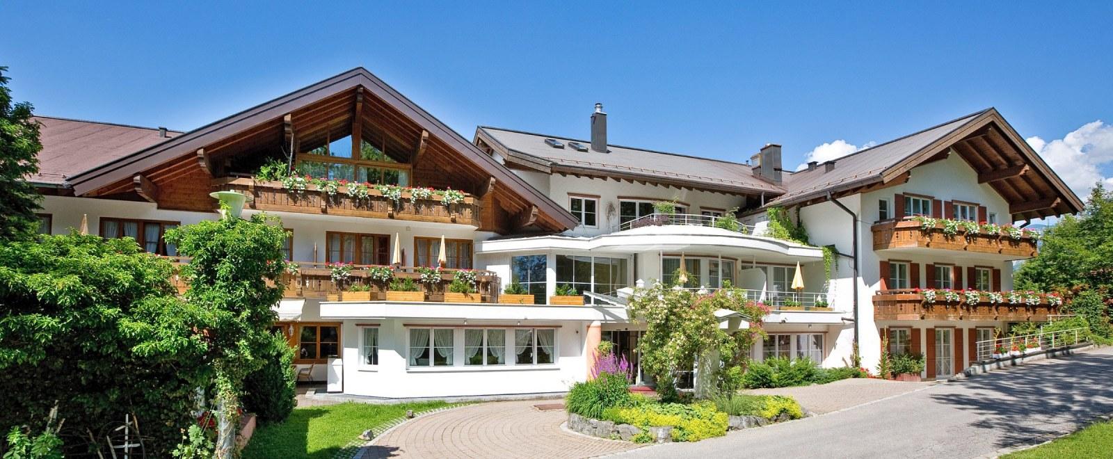 4-Sterne-Hotel in Oberstdorf
