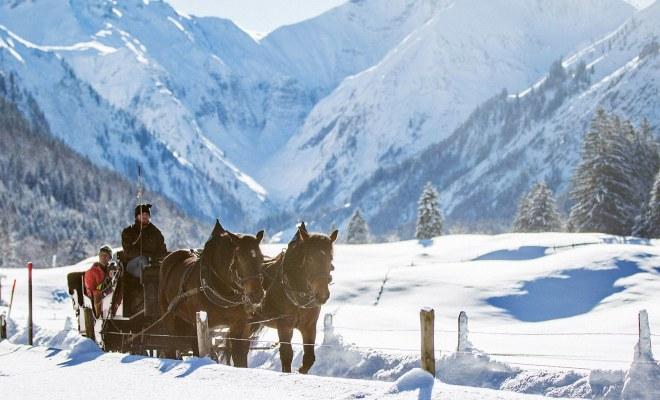 Weihnachten im Allgäu (4 Nächte HP)