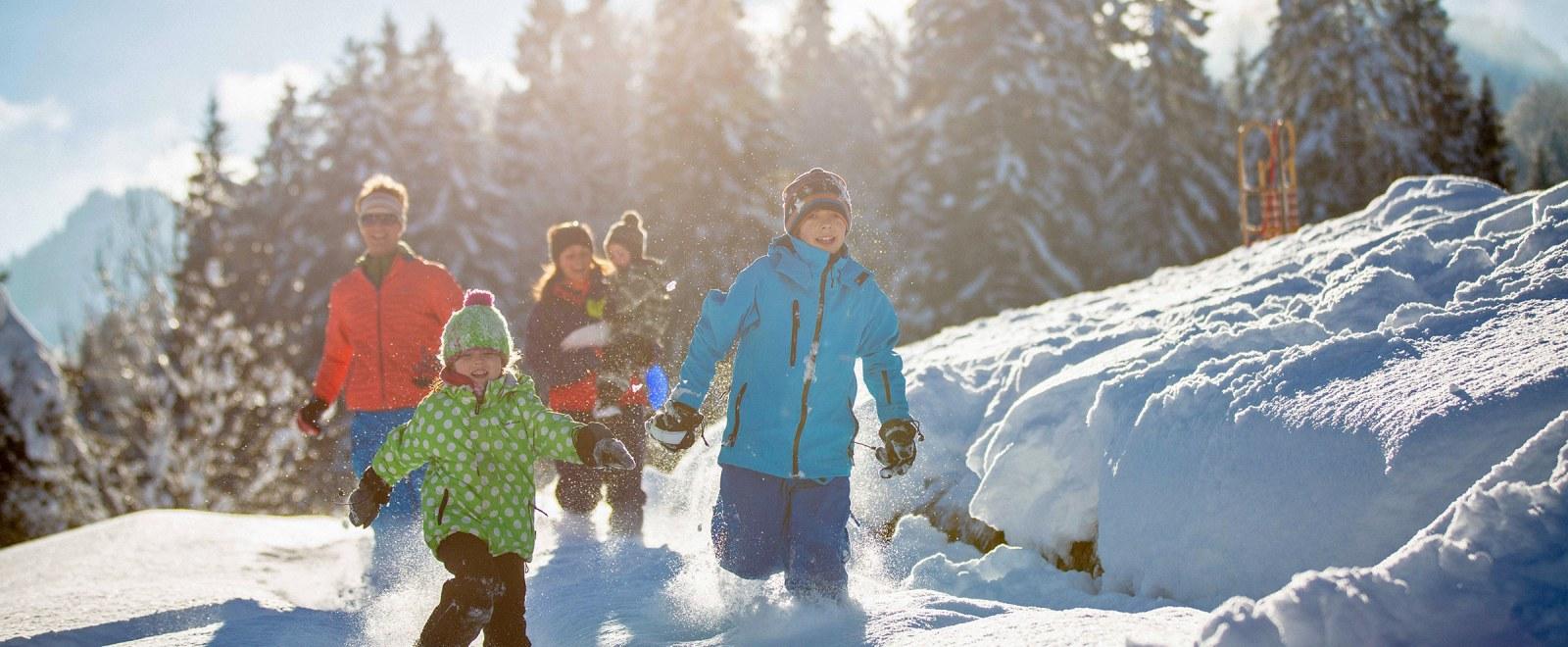 Bergsport- und Schneeberichte