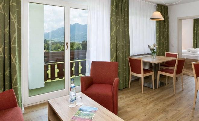 Hotelzimmer für Ihren Urlaub in Oberstdorf im Allgäu