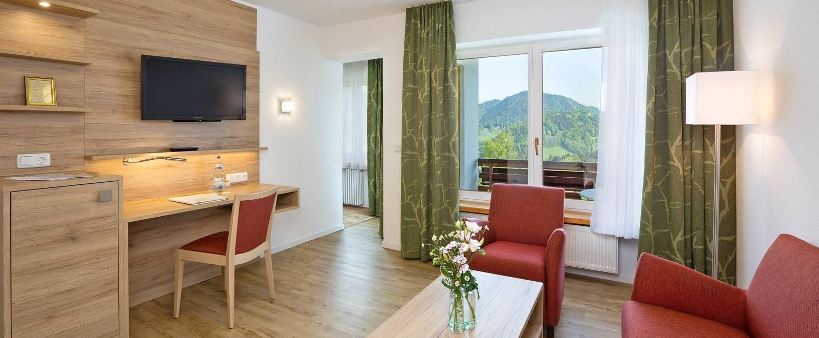 Hotelzimmer für Ihren Urlaub in Oberstdorf