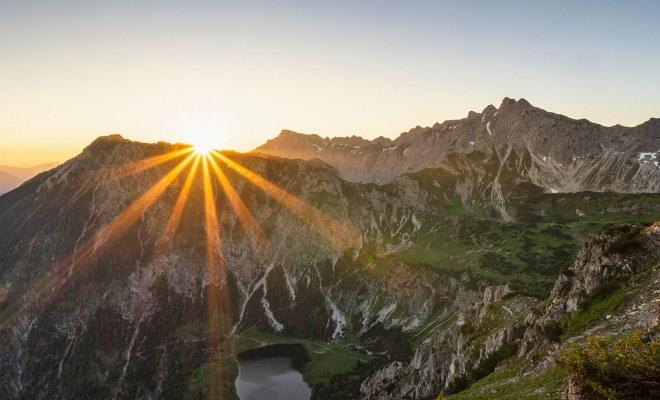Berge erleben (3 Nächte – ÜF)