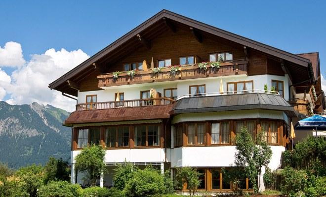 Hotel Nebelhornblick für Ihren Wanderurlaub in Oberstdorf