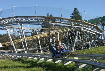 Alpine Coaster am Söllereck
