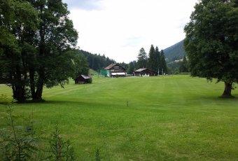 Impressionen Golfplatz Oberstdorf